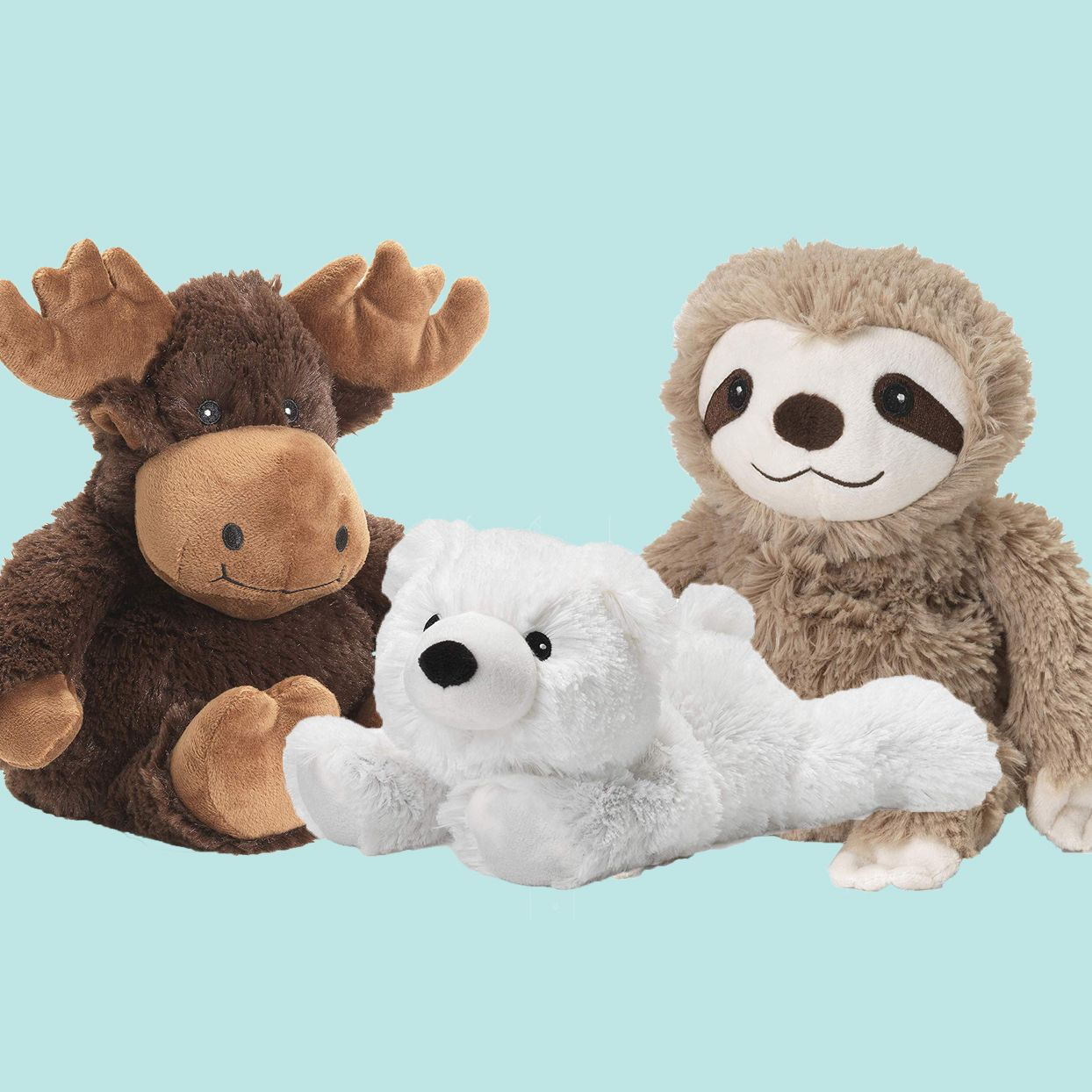 These Stuffed Animal Heating Pads Are the Cutest Way to