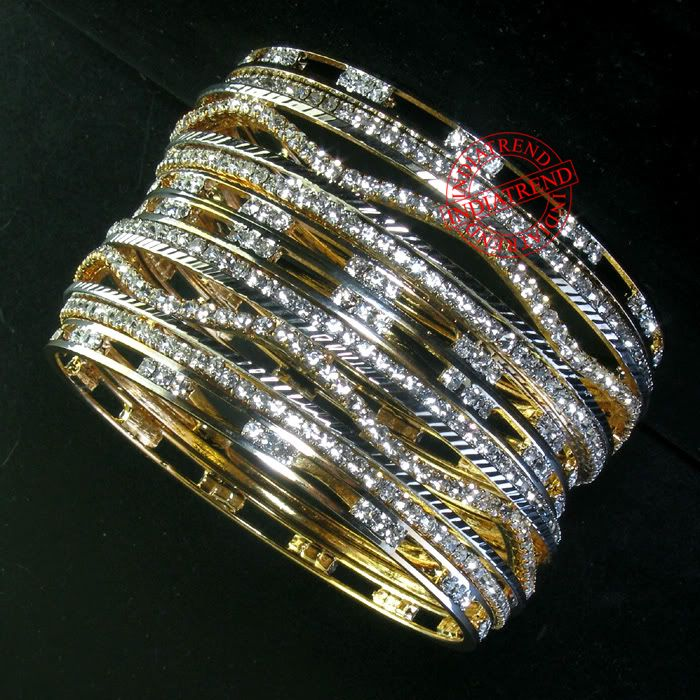 The Beautiful Bangles by Indiatrend. Shop Now at WWW ...