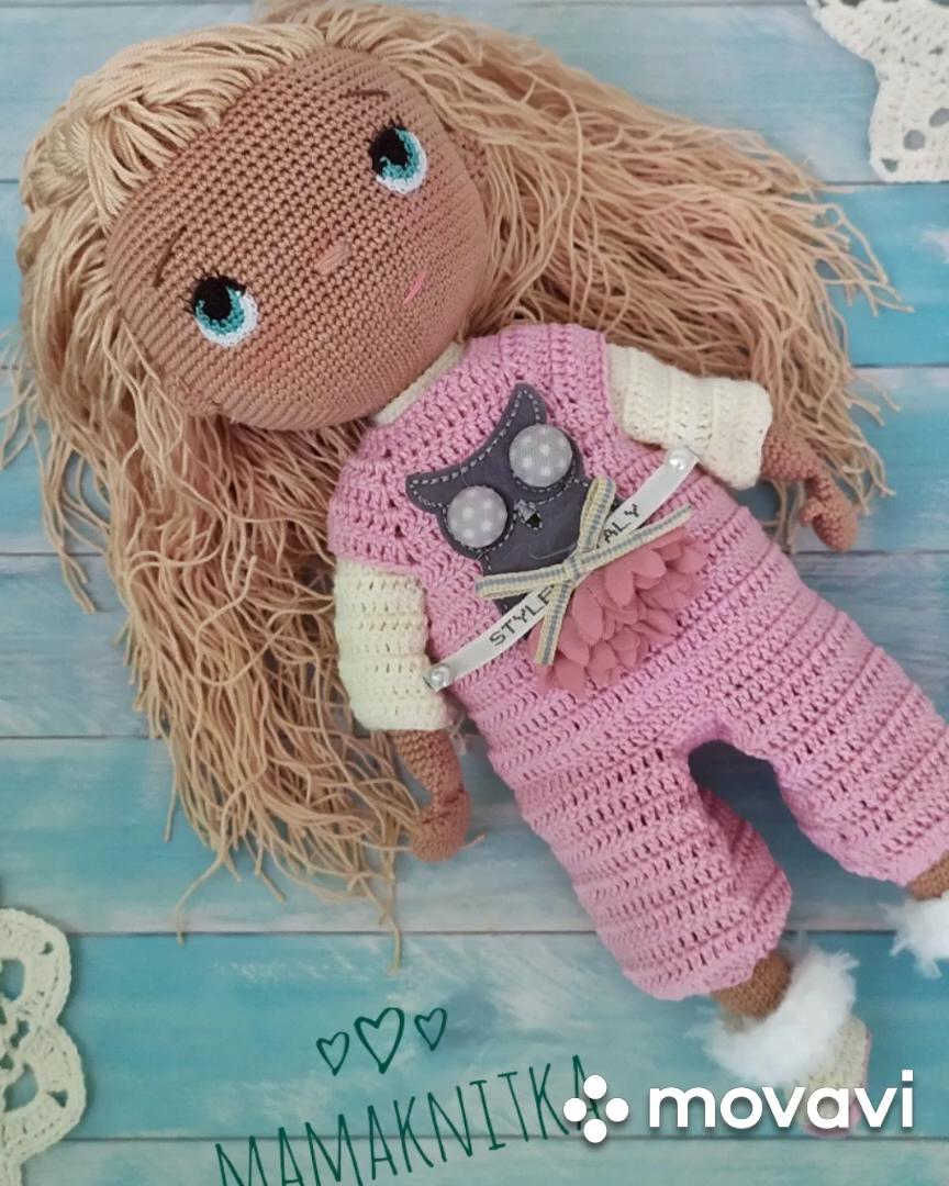Photo of Häkeln Sie weiche Amigurumi-Puppe voll MUSTER pdf, Häkeln Sie Puppe Spielzeug Tutorial pdf in Englisch