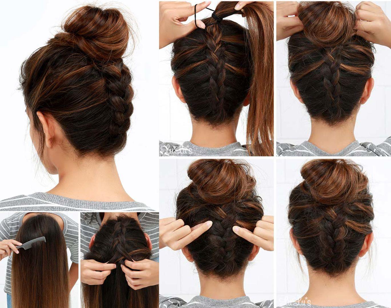 21 Peinados bonitos recogidos