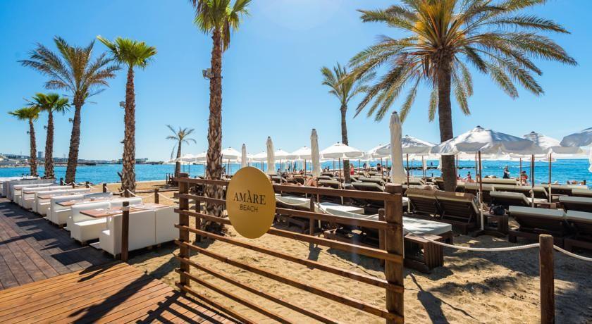 Booking.com: Amare Marbella Beach Hotel - Marbella, Spanje