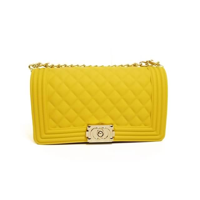 wholesale vendor jelly purse with yellow color jelly purse yellow handbag yellow purses wholesale vendor jelly purse with
