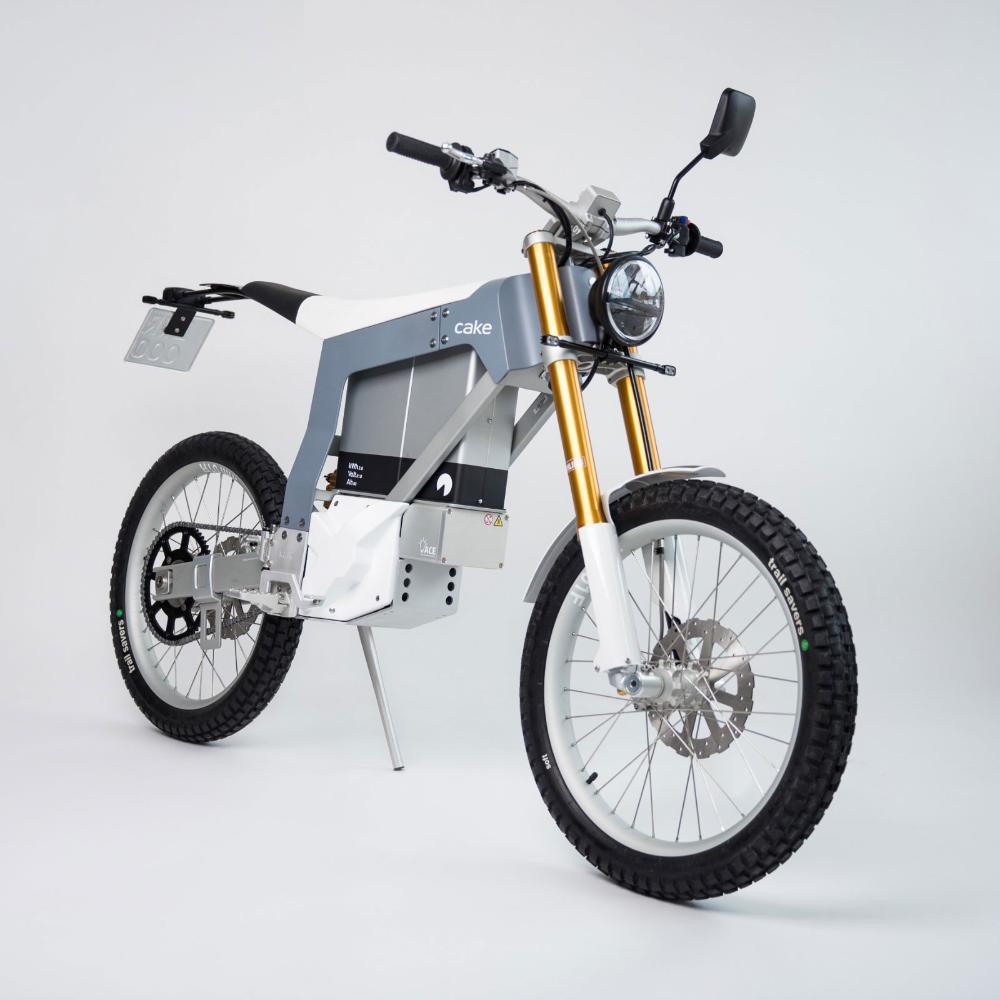 Kalk Street Legal Cake Motorcycle Mountain Bike Parts Electric Motorcycle