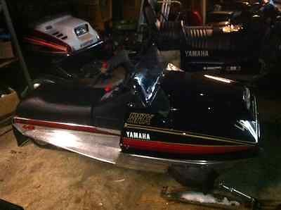 Details about 1979 Yamaha SRX 440 Numbers matching 700 miles