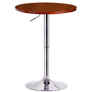 @Overstock.com - Runda Adjustable Pub Table - New to Boraam, the Runda Adjustable Pub Table is sure to be a home staple. With the traditional round shape expected from a pub table the Runda offers tradition and innovation. Having a shiny steel ch...  http://www.overstock.com/Home-Garden/Runda-Adjustable-Pub-Table/8260552/product.html?CID=214117 $103.99
