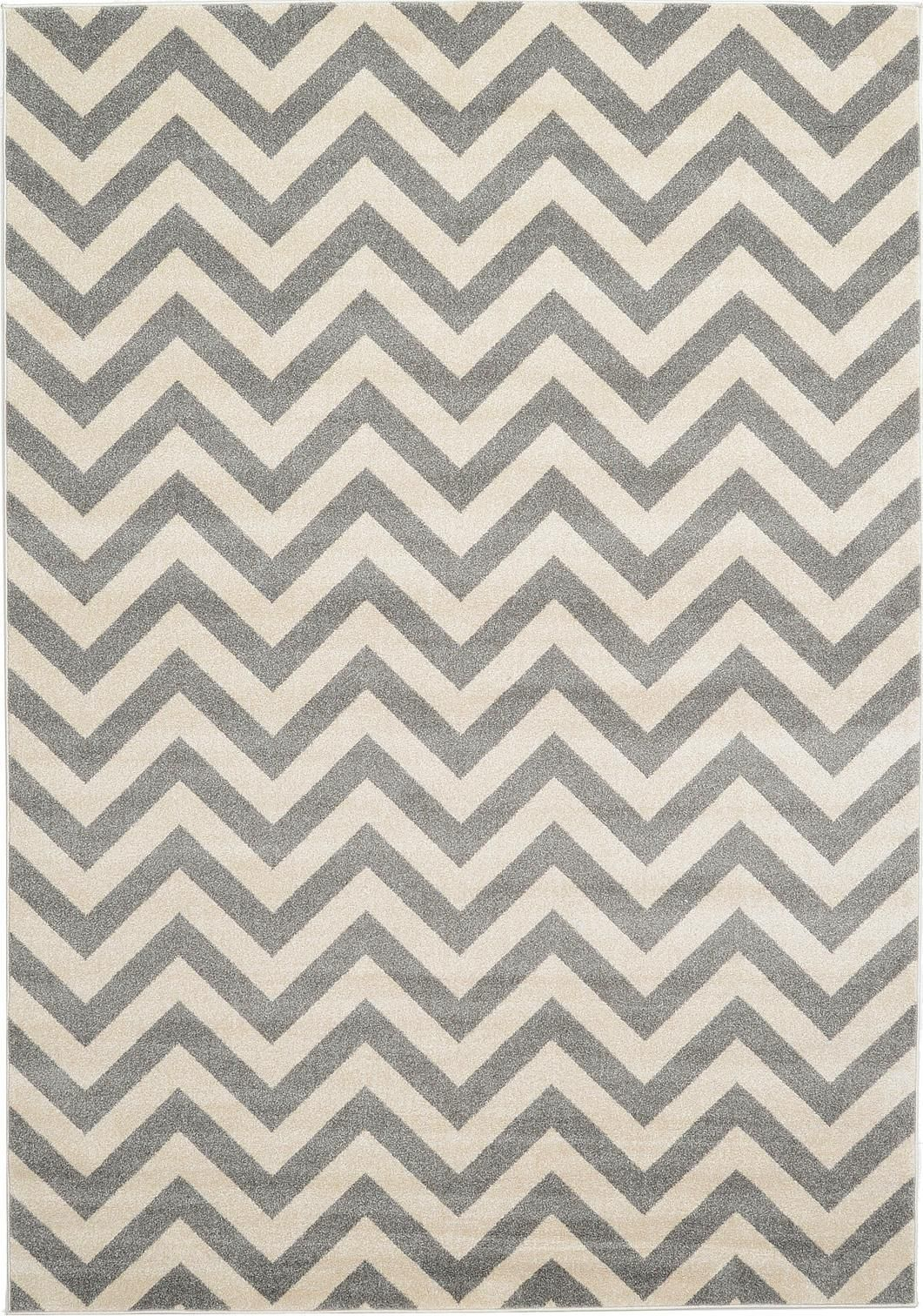 Gray 7 1 X 10 0 Chevron Rug Area Rugs Irugs Uk