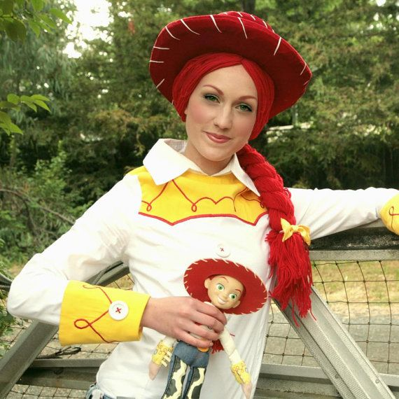 Custom Jessie Toy Story Adult Costume Couture by Bbeauty79 on Etsy, $499.95