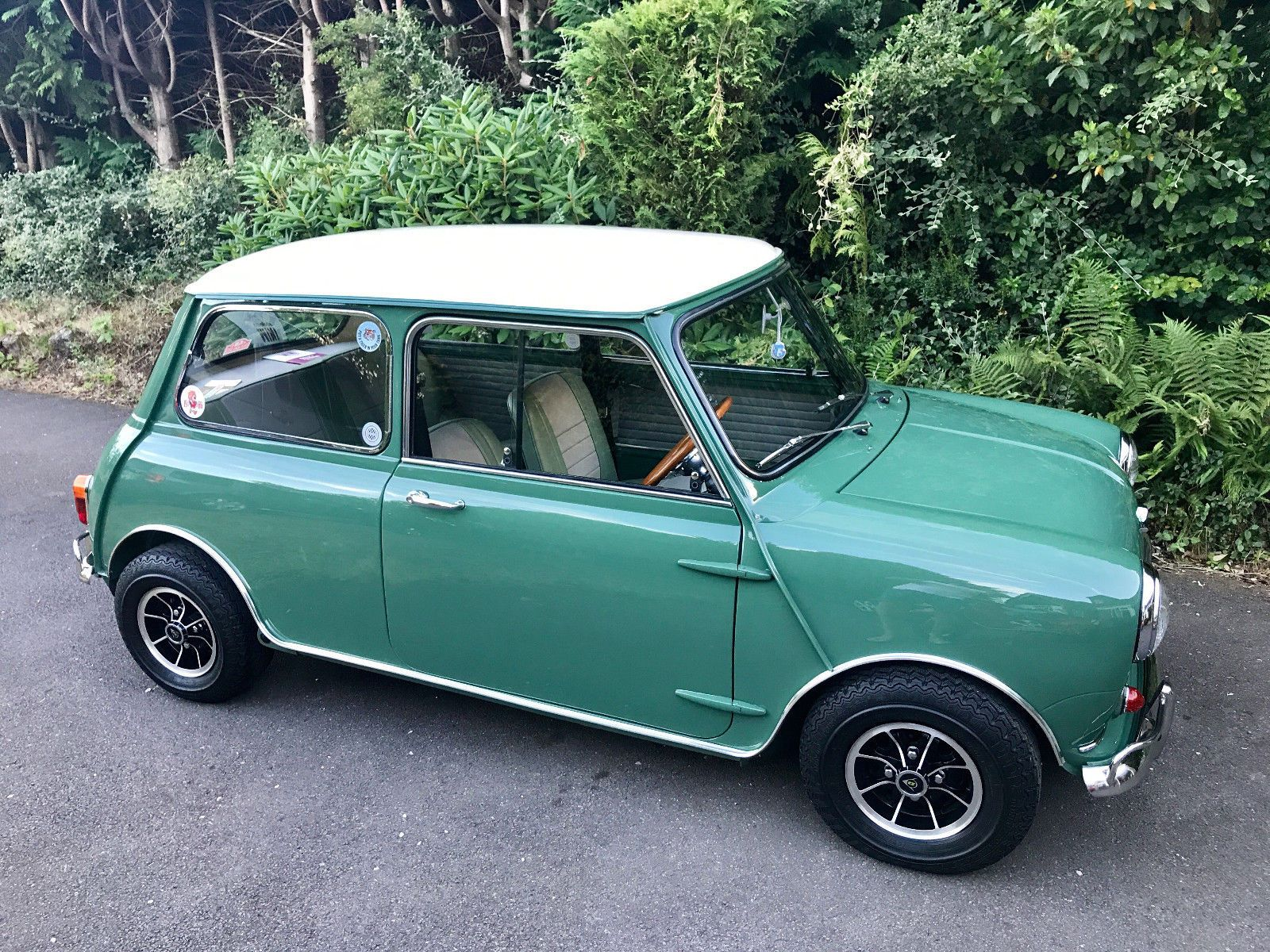 For sale is my much loved 1966 built Mk1 Morris Mini