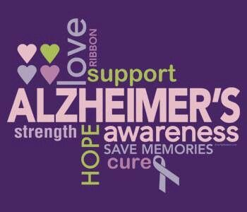 Support Alzheimer's Awareness