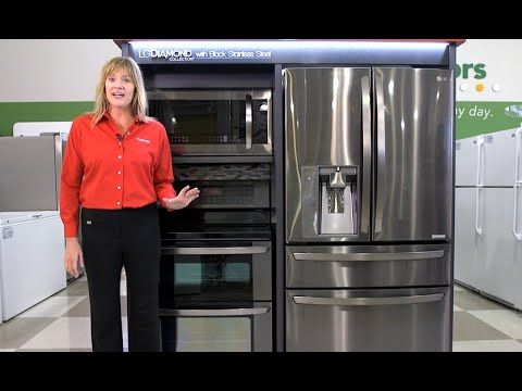 Lg Black Stainless Steel Series Hhgregg Youtube