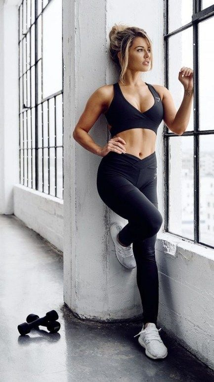#active #Fitness #Ideas #Outfit #Sport #Women 30 best sport outfit fitness women active ideas (28)