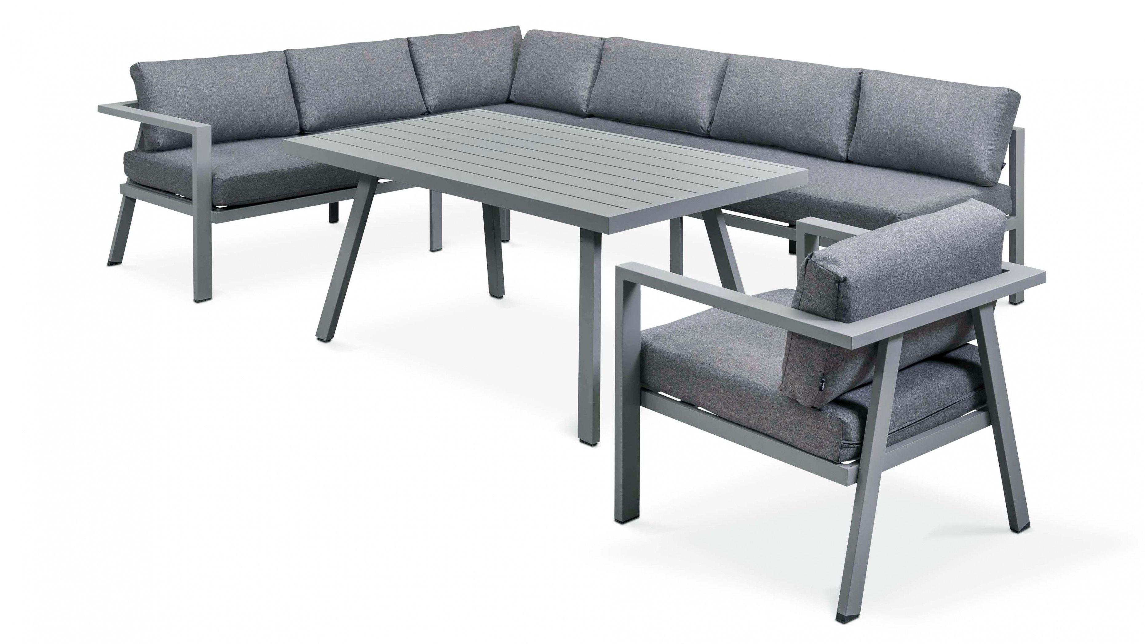 Hyper U Table De Jardin A 20h L Heure Bleue 919 000 A Tva A Facilement Raison De Toute La Vie 667 0 Outdoor Furniture Sets Furniture Sets Outdoor Furniture