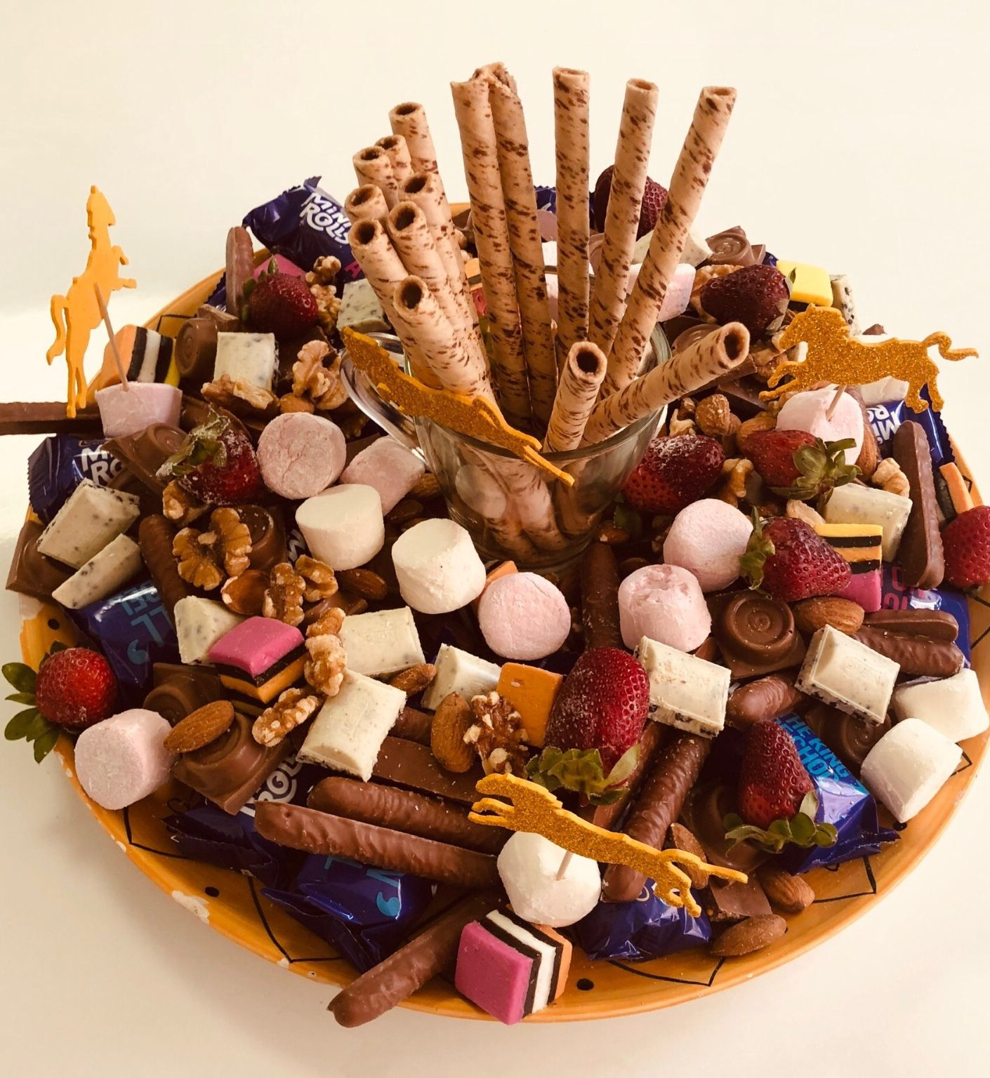 Pin by Sue McKean on Christmas party Salty sweet snacks