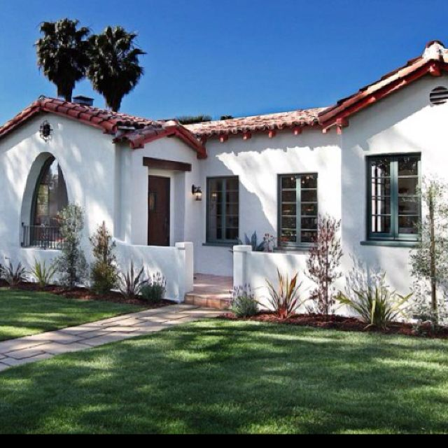 Before After The Beverly Grove Renovation Spanish Style Homes Spanish Bungalow Spanish House