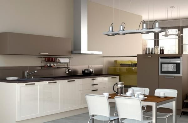 1000 ideas about cuisine schmidt on pinterest living room furniture salle and wet rooms - Cuisine Taupe Claire Et Mur Eb