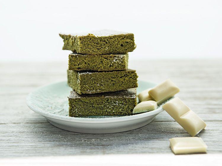 Tutorial DIY: Upiecz zielone ciasto greenie przez DaWanda.com