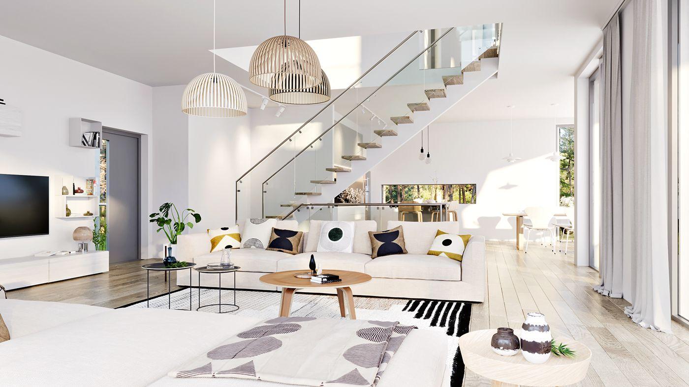 Saaremaa Resort Interior Design Cgi On Behance Resort Interior Design Interior Resort Interior