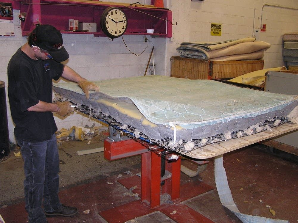 Eco Friendly Mattress Recycling And Mattress Collection Services Are