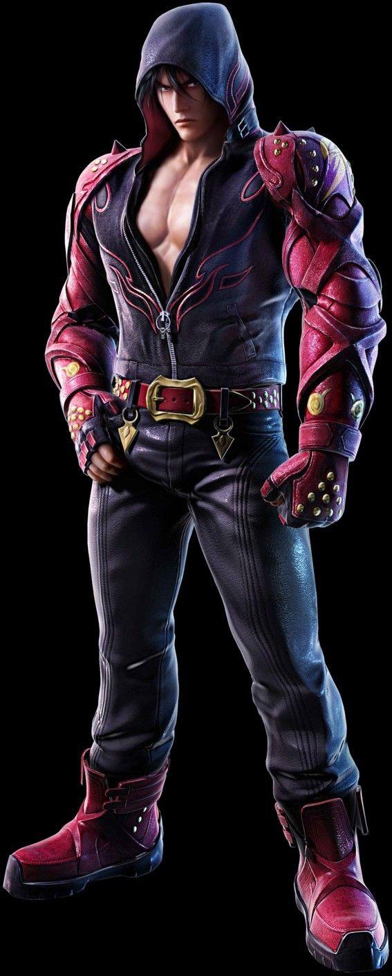 Pin De Tweednanrings Em Tekken Personagem Cyberpunk Super Heroi