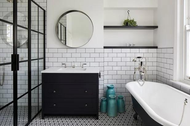 How Long Does A Bathroom Renovation Take Bathroom Renovation Round Mirror Bathroom Bathroom