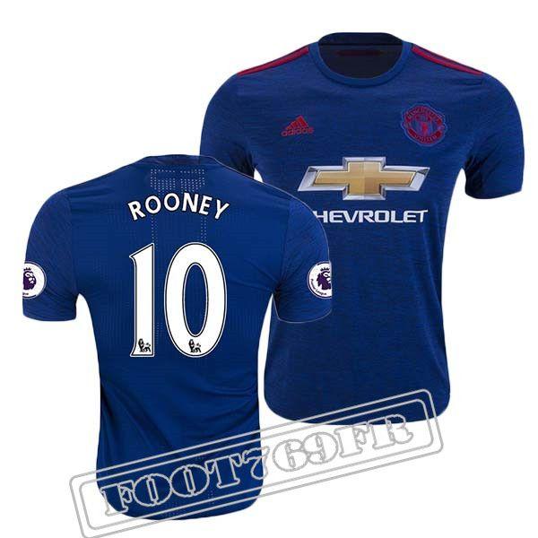 Maillot Extérieur Manchester United Homme