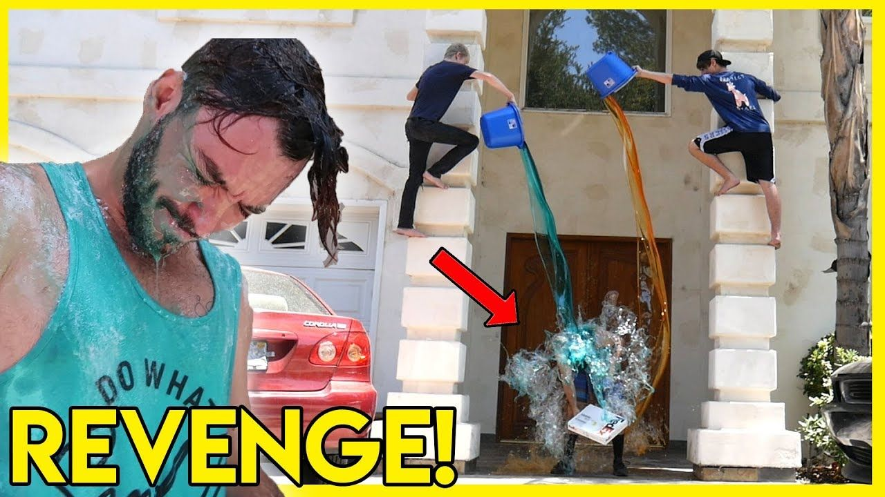 Ultimate revenge pranks
