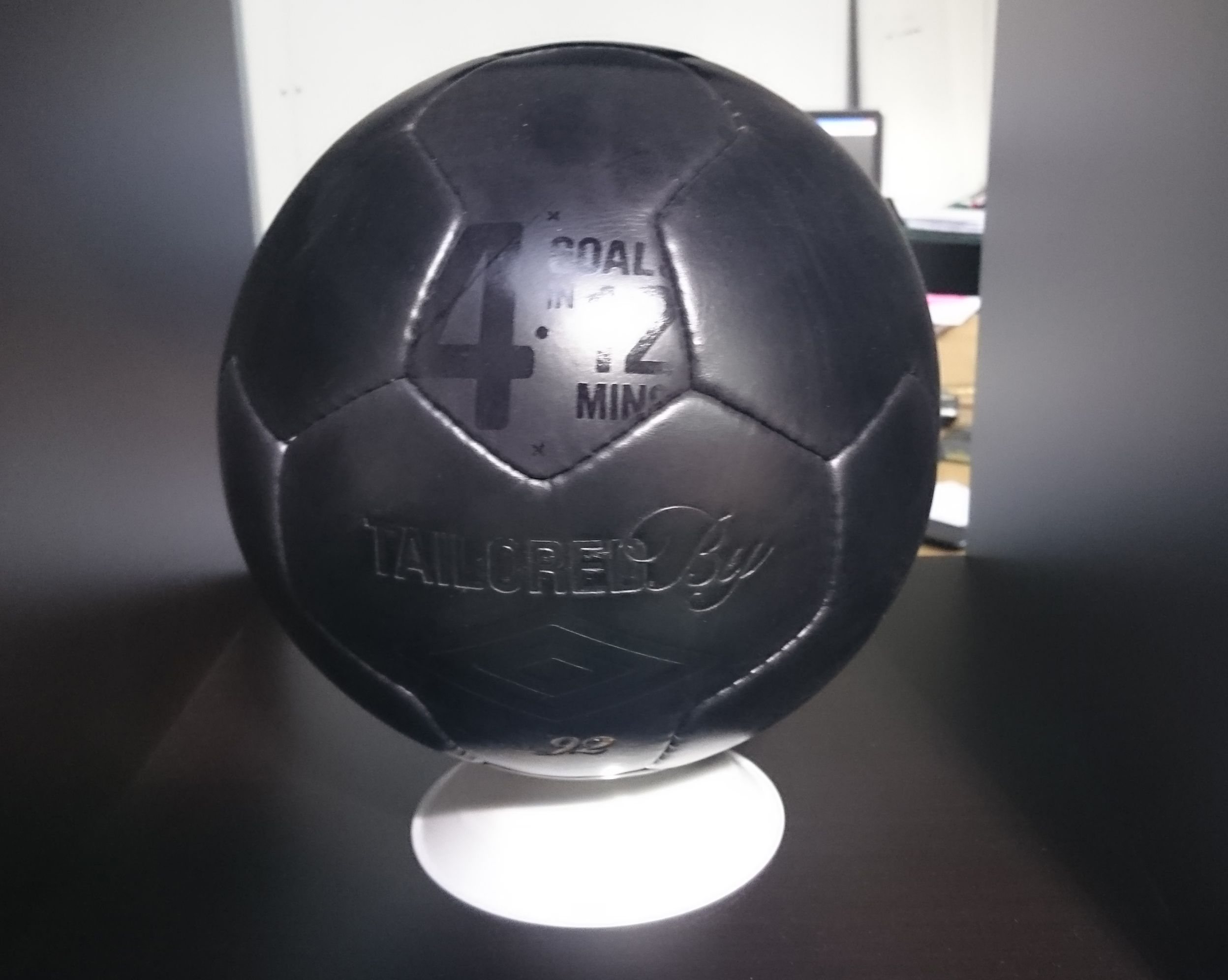 Super Limited Edition Umbro Speciale Ball - celebrating 20 years of ... 1fcd862c6