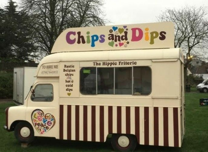Van Hire Bedford >> Bedford Ca Mobile Fish Chip Shop Mobile Catering Food