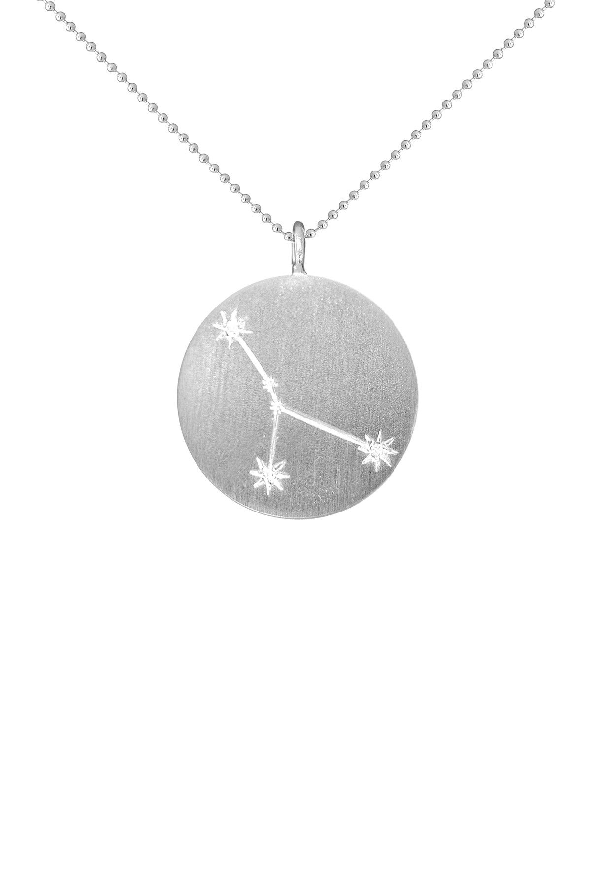 Sterling silver swarovski crystal cancer zodiac pendant necklace by