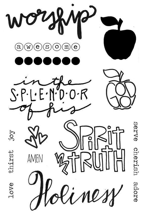 Illustrated Faith Worship Culture Kit by illustratedfaith