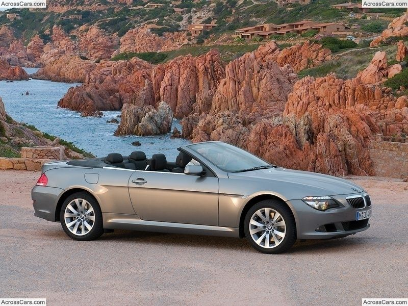 Bmw 650i Convertible 2008 6 Series
