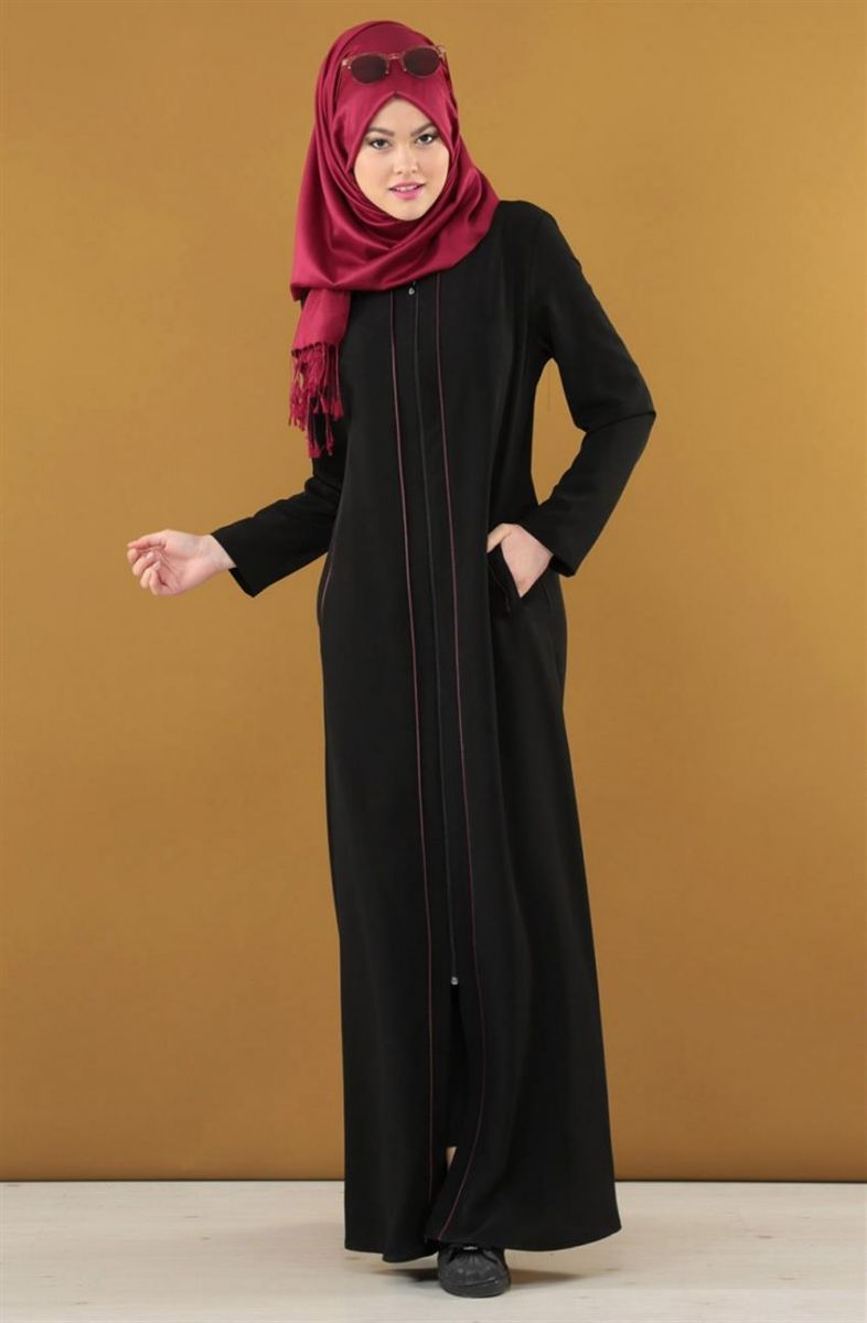 "Aknisa Hakim Yaka Ferace-Siyah 1056-01 Sitemize ""Aknisa Hakim Yaka Ferace-Siyah 1056-01"" tesettür elbise eklenmiştir. https://www.yenitesetturmodelleri.com/yeni-tesettur-modelleri-aknisa-hakim-yaka-ferace-siyah-1056-01/"