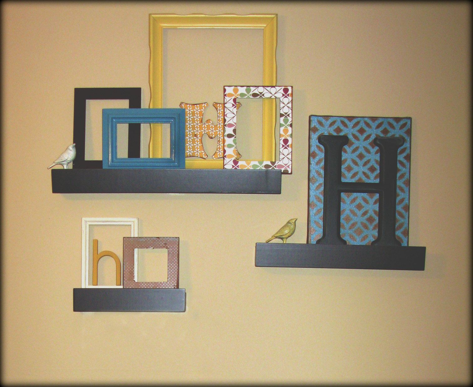 Awesome Framed Letter Wall Art Photos - The Wall Art Decorations ...