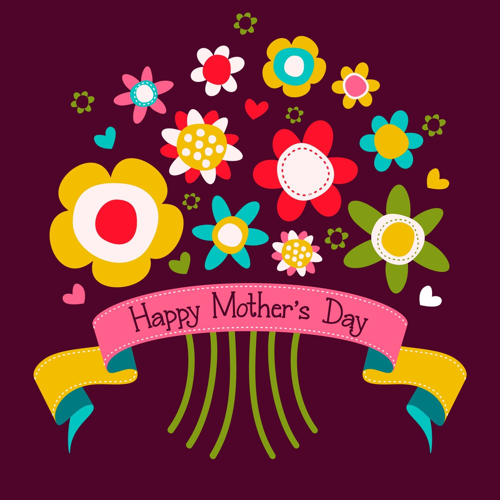 i Love you mothers day wallpaper