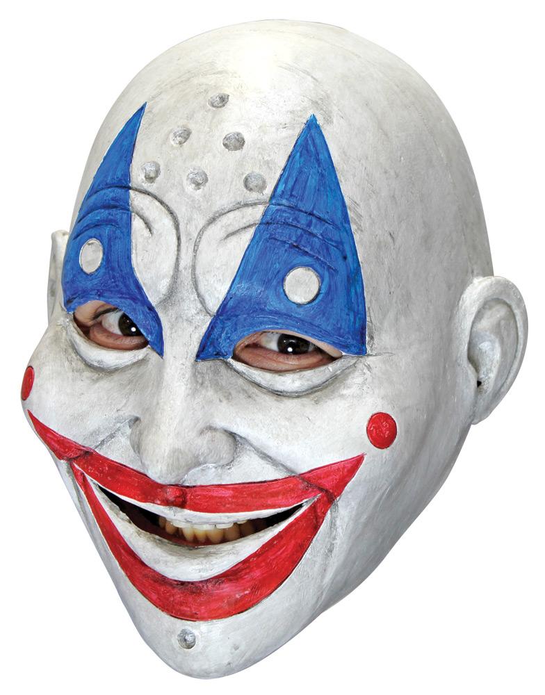 Pin On Scary Halloween Masks