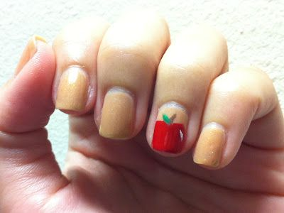 Polish My Pretty Nails: Apple anyone?
