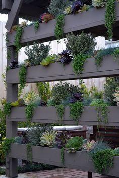 Brise-vue terrasse: 25 idées sympas pour plus d`intimité | garden ...