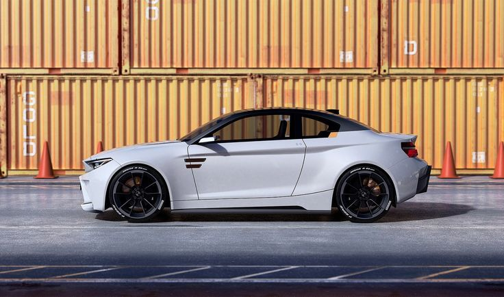 Cool BMW 2017: BMW IM2 Concept Points Towards A Sporty Electrified Future...  Cars 2017Cars Of The ...