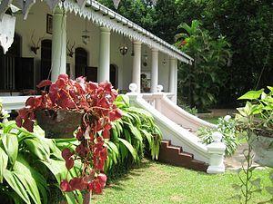 Walauwa Wikipedia The Free Encyclopedia Colonial Style Homes Kerala House Design Hotel Design Architecture