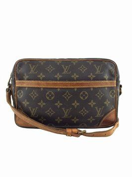 ed20c2ed3bd4 Louis Vuitton Vintage Monogram Canvas Trocadero 27 Shoulder Bag. Get one of  the hottest styles of the season! The Louis Vuitton Vintage Monogram Canvas  ...
