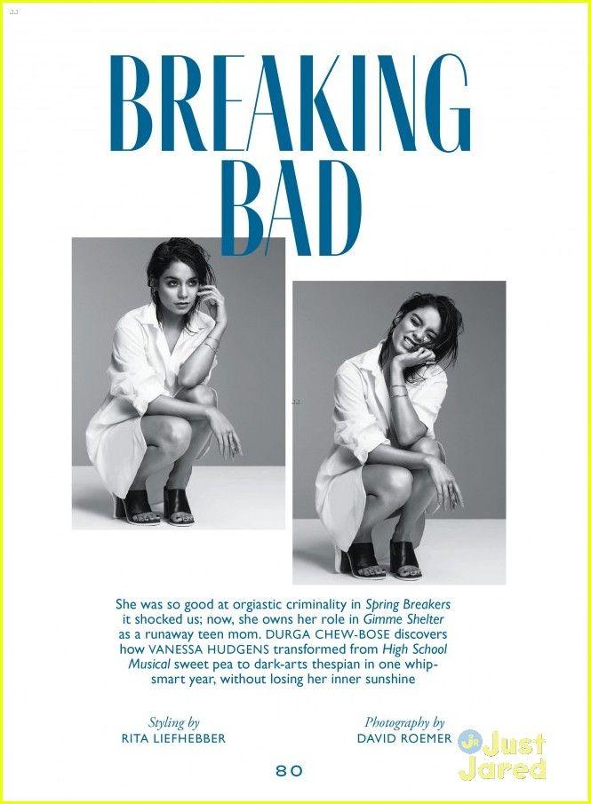 Vanessa Hudgens Covers 'Flare' February 2014 | vanessa hudgens flare magazine february 2014 06 - Photo