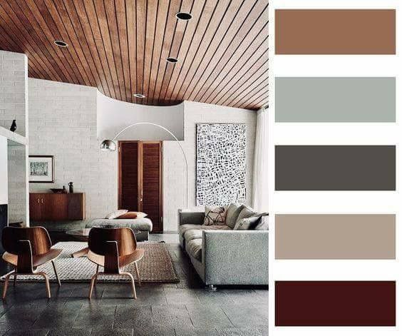 pin by z on elements of decoration house color schemes on interior color combinations for homes id=94060