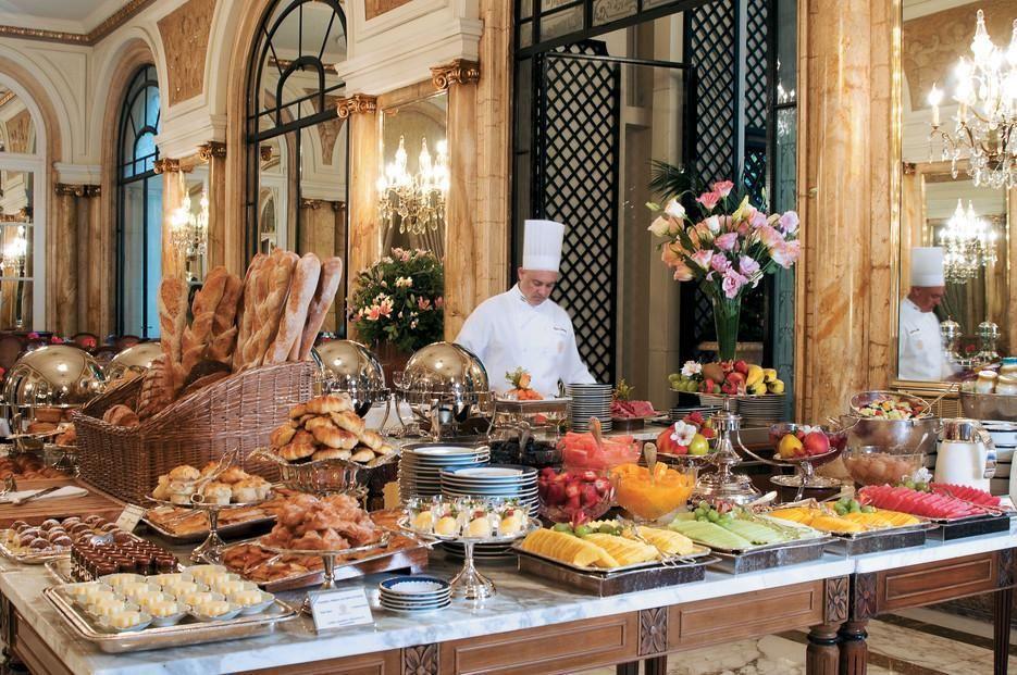 Condé Nast Traveler on Twitter   Hotel breakfast buffet ...