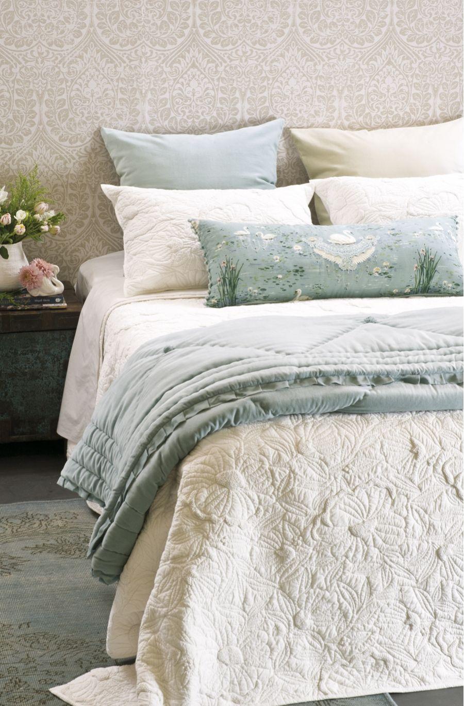 lushdecor lush ivory decor comforter pc products com king ruffle piece diamond set