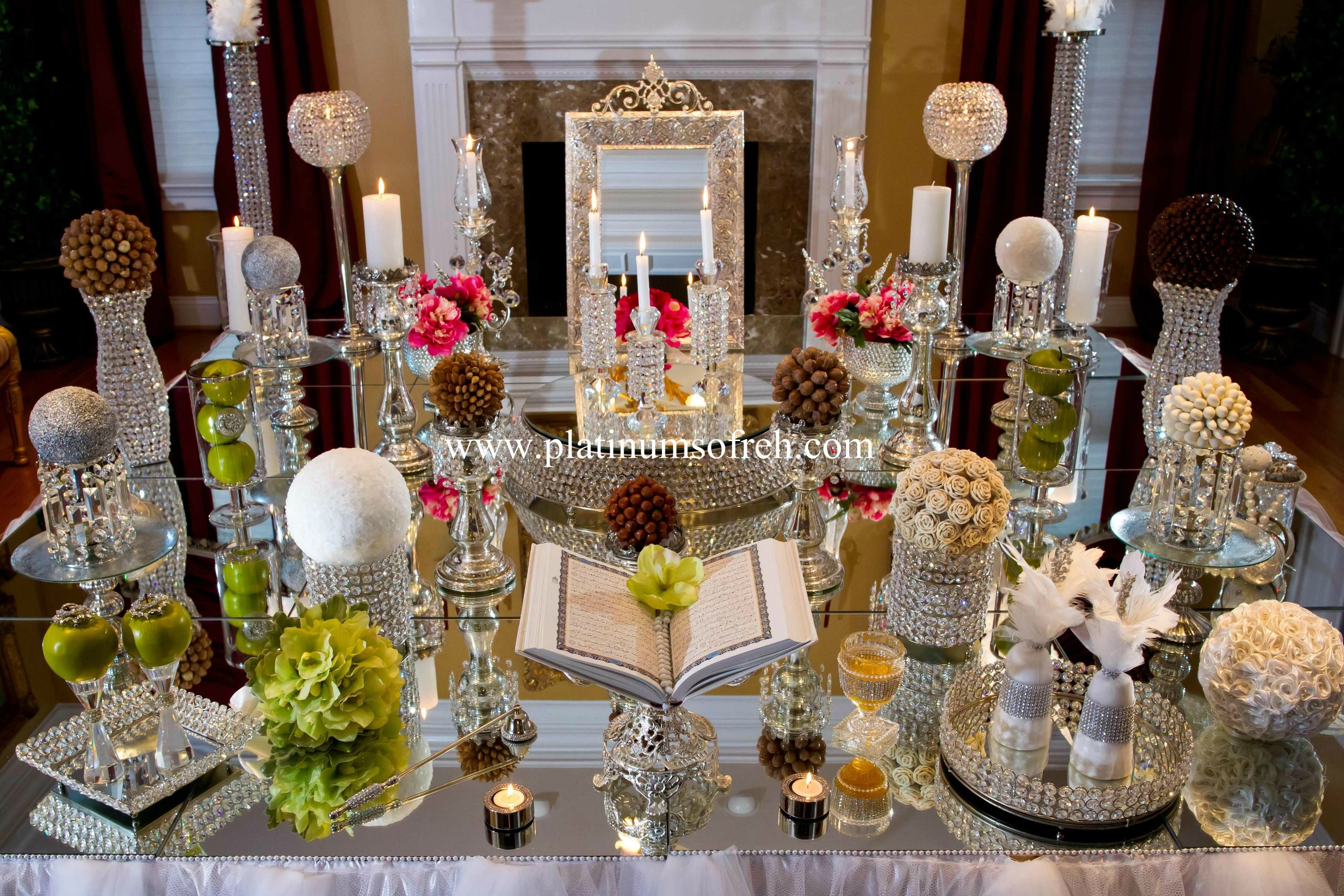 Sofreh aghd event planning sofreh aghd languages for Persian wedding ceremony table