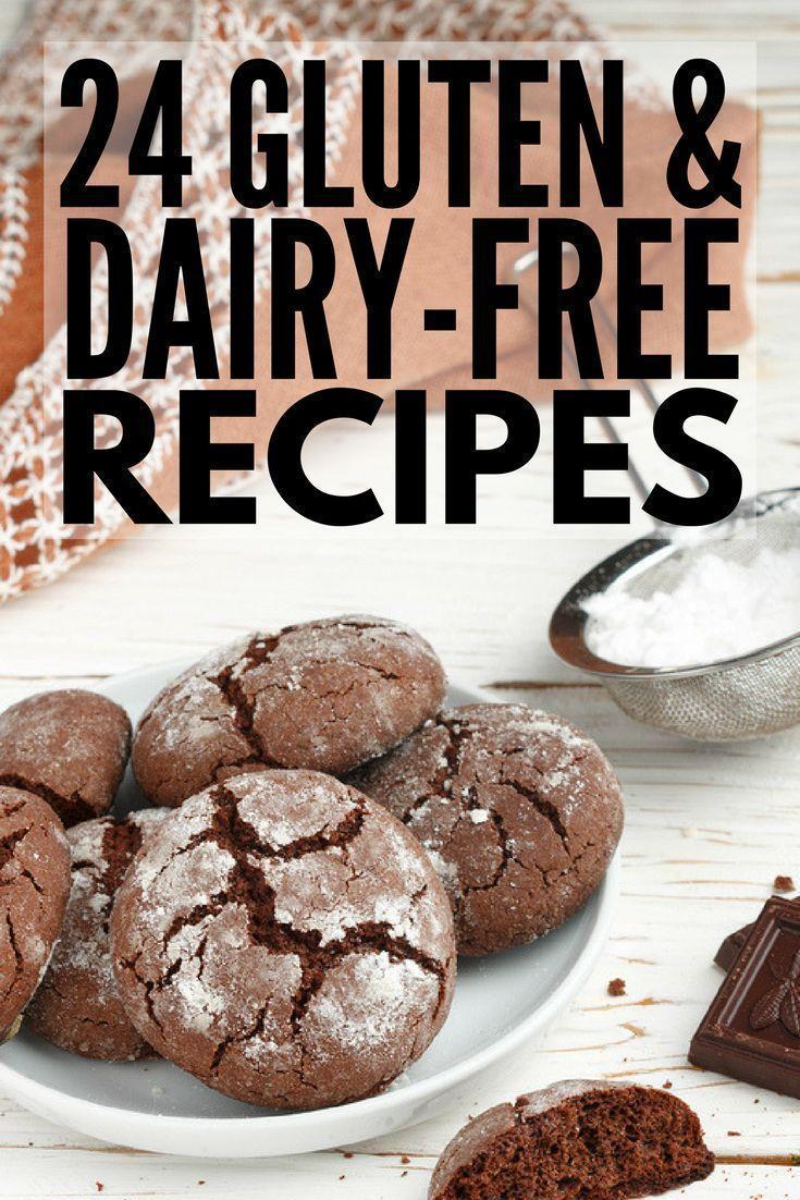 24 einfache glutenfreie und milchfreie Rezepte für Kinder  – Food