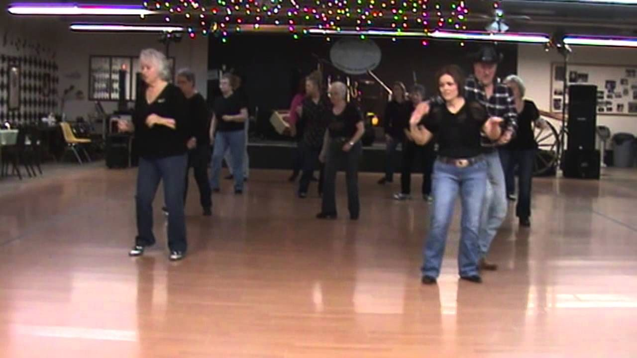 """""""Rose Colored Glasses""""  Line Dance and Demo"""