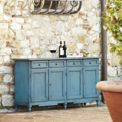 Antoinette Extended Sideboard at Ballard. Perfect for dining room. Several colors.