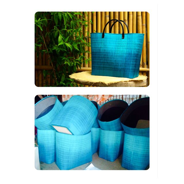 RENA Tote Bags by Kate Chan Design, Sustainable Fashion. Luxury Redefined