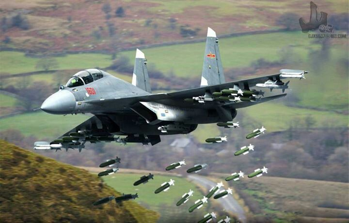 J16 (China)/Su30 (Russian) | Fighter jets, Fighter, Aircraft